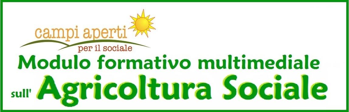 Campi Aperti modulo formativo sull'agricoltura sociale