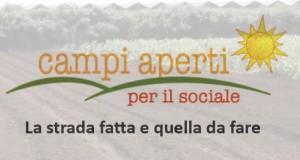 Campi aperti per il sociale - La strada fatta e quella da fare