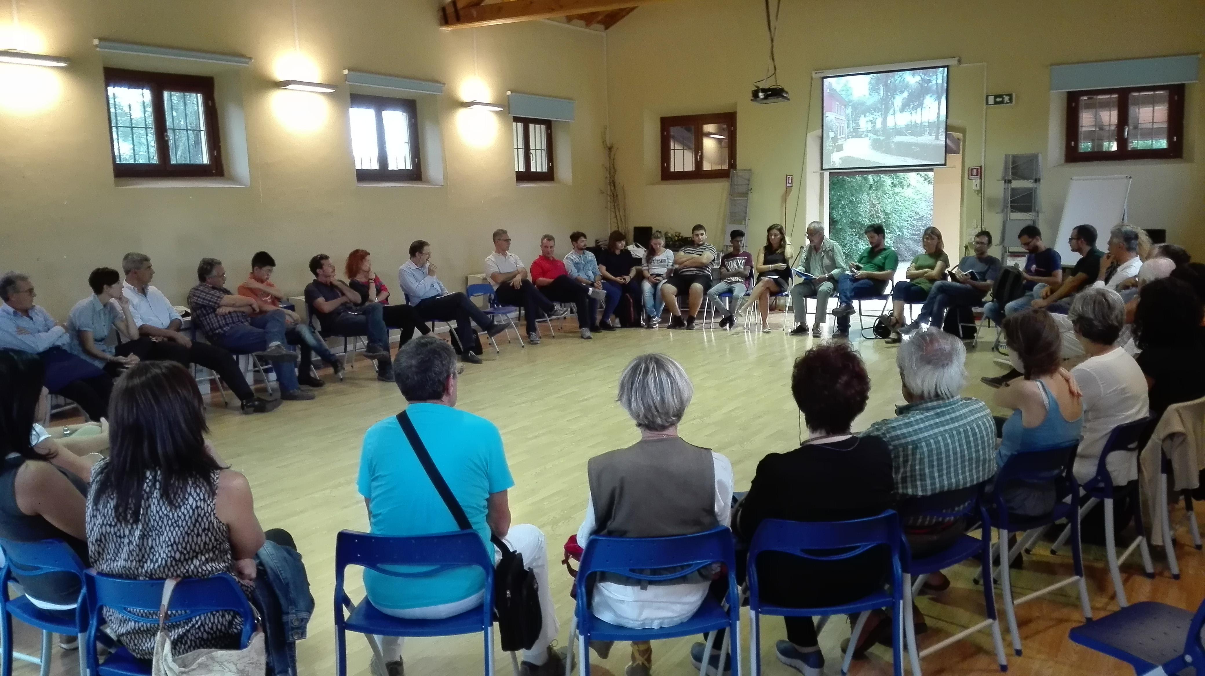 Storie di un incontro - la serata per ripercorrere il progetto di agricoltura sociale Le Imprese e i Giovani