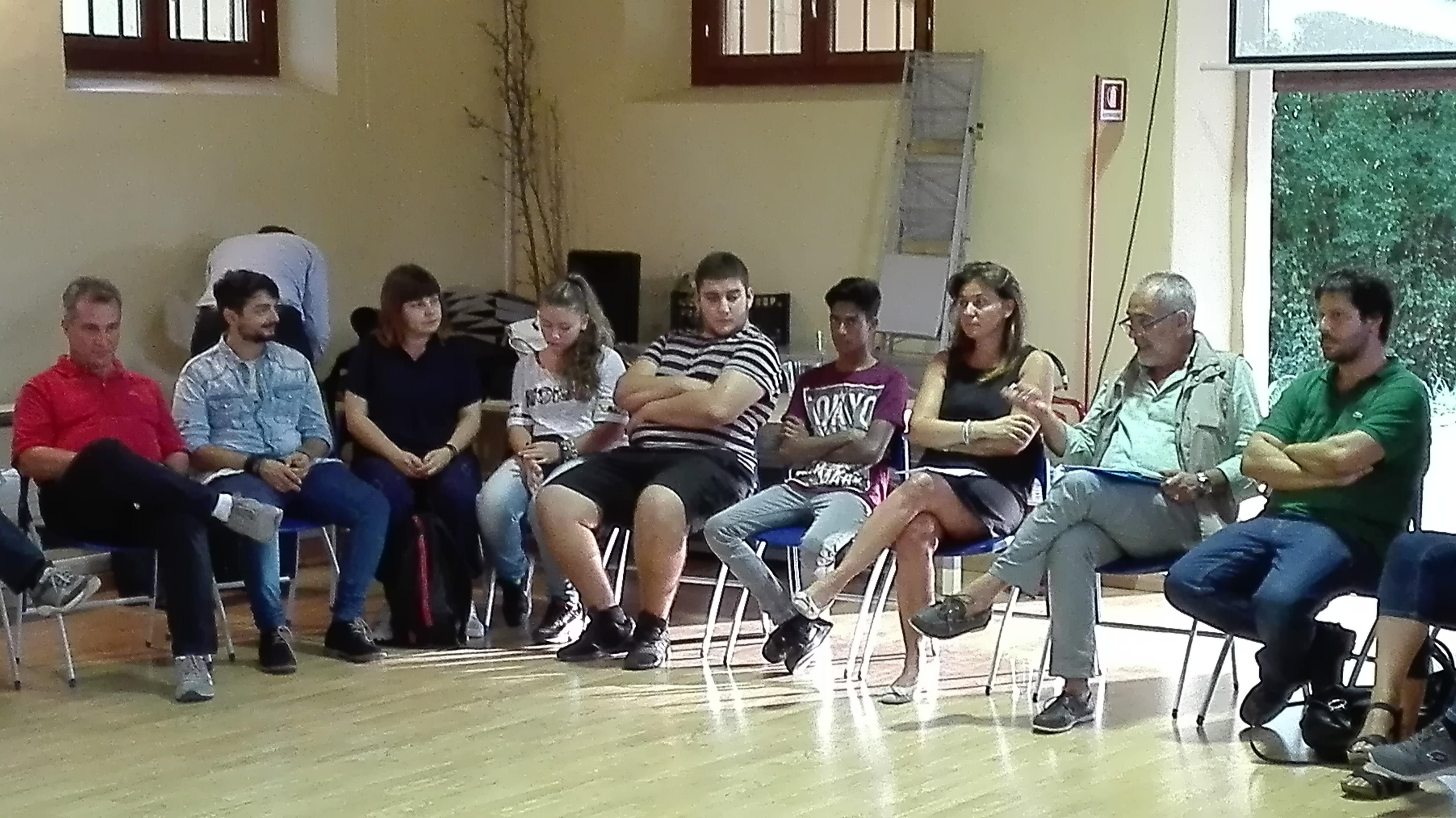 Storie di un incontro - Andrea Zampetti e Luana De Leo spiegano il progetto Le Imprese e i Giovani