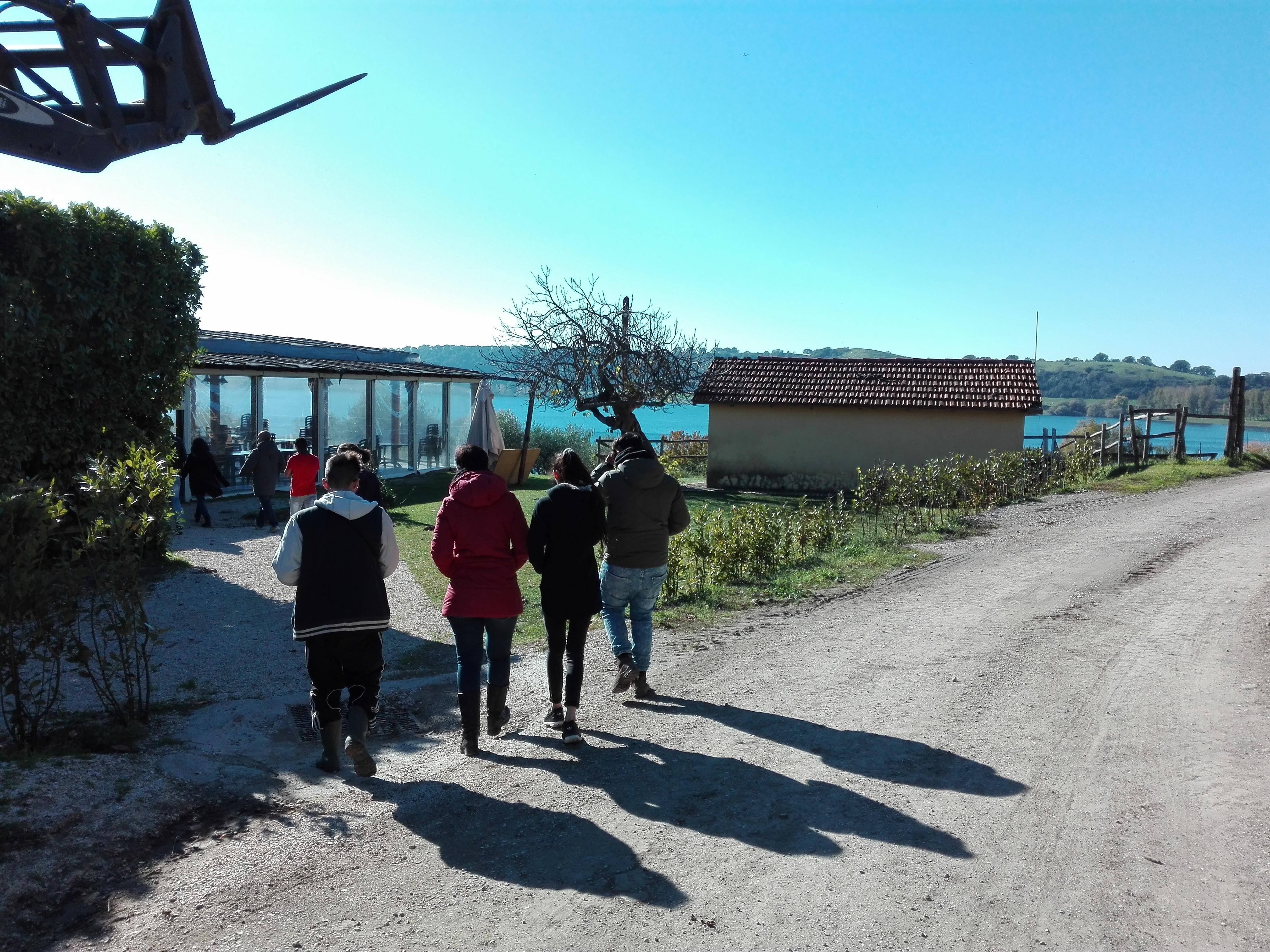 Il Casal di Martignano. Sulle rive del lago la nostra terza Giornata di Agricoltura Sociale