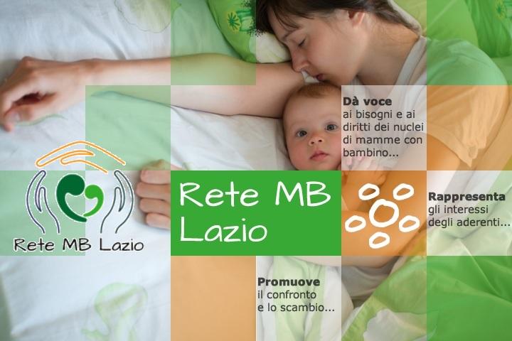 28 febbraio, Convegno finale del progetto Famiglie e servizi in rete per i nuclei mamma-bambino, dal quale è nata la Rete mamma-bambino Lazio