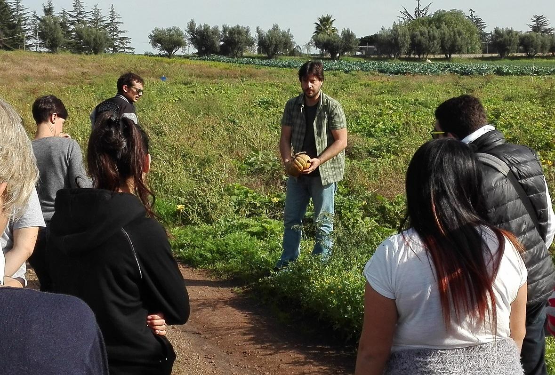 Una prima esperienza di inclusione, lavoro e crescita per i ragazzi che partecipano alle Giornate di Agricoltura Sociale di Kairos