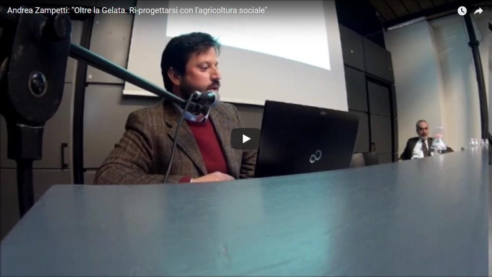 video Oltre la Gelata - I beneficiari dell'agricoltura sociale