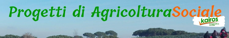 Progetti di agricoltura sociale