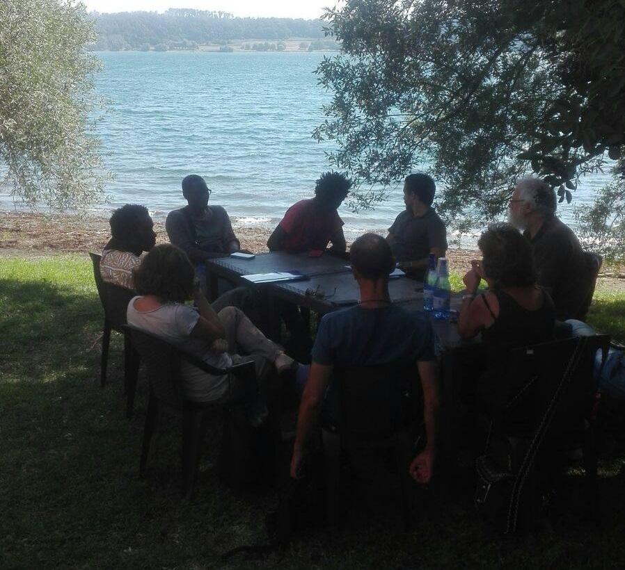 Percorso di accompagnamento della Cooperativa Barikamà in collaborazione con la Fondazione Charlemagne