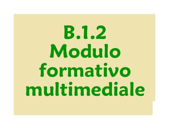 Modulo formativo multimediale sull'agricoltura sociale