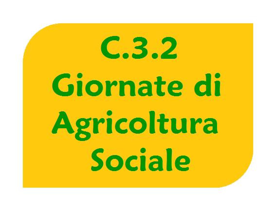Giornate di Agricoltura Sociale