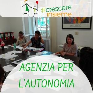 Giornata di formazione nell'agenzia per l'autonomia delle ragazze madri