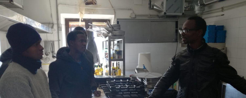 Cosa puoi fare donando il 5 per mille a Kairos? Corso cucina in agricoltura sociale