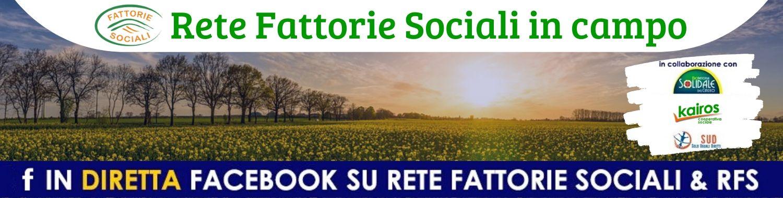 Live Facebook della Rete Fattorie Sociali