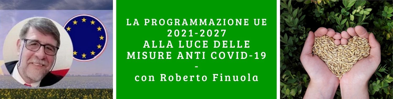 Fondi strutturali europei Programmazione 2021-2027