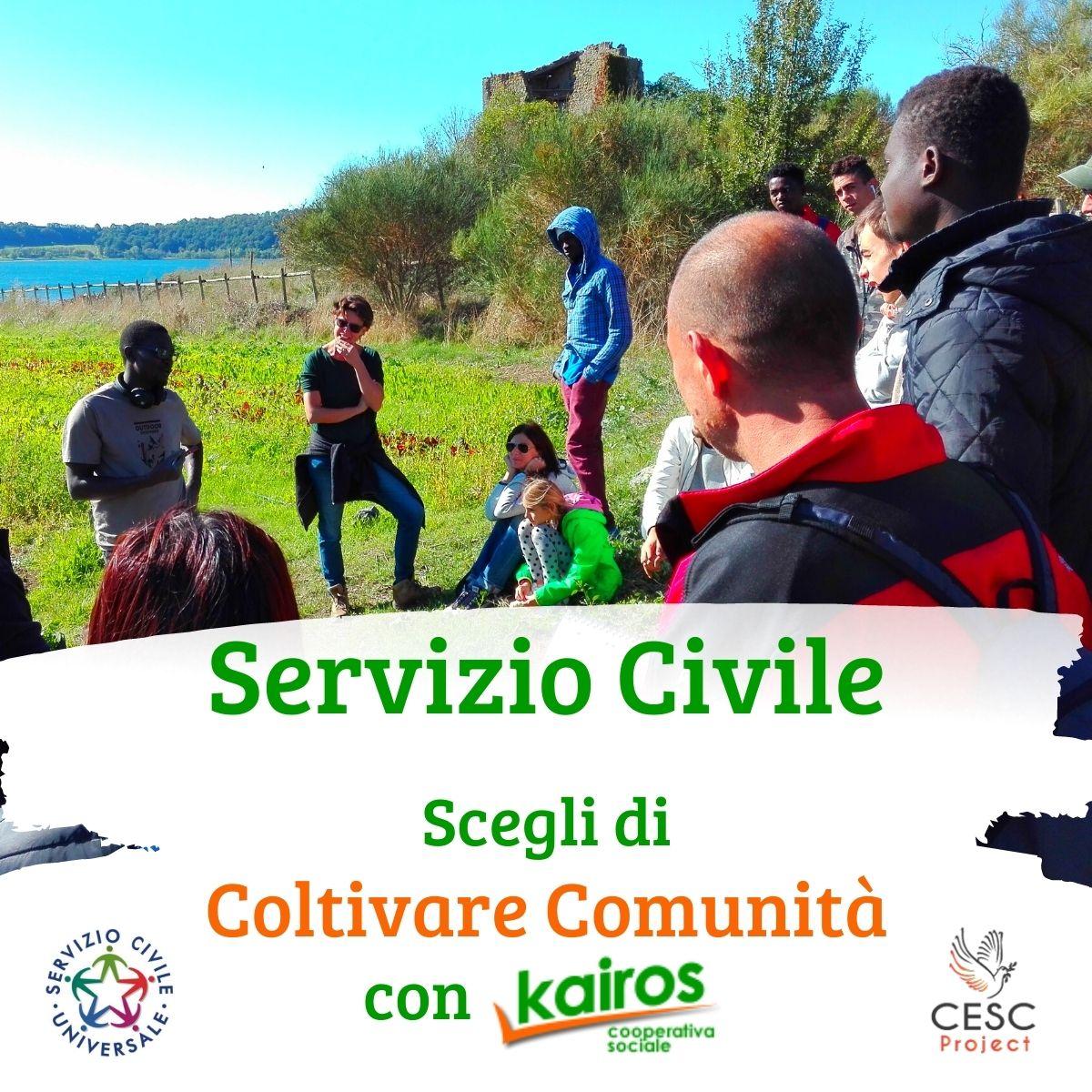 Servizio Civile universale in agricoltura sociale