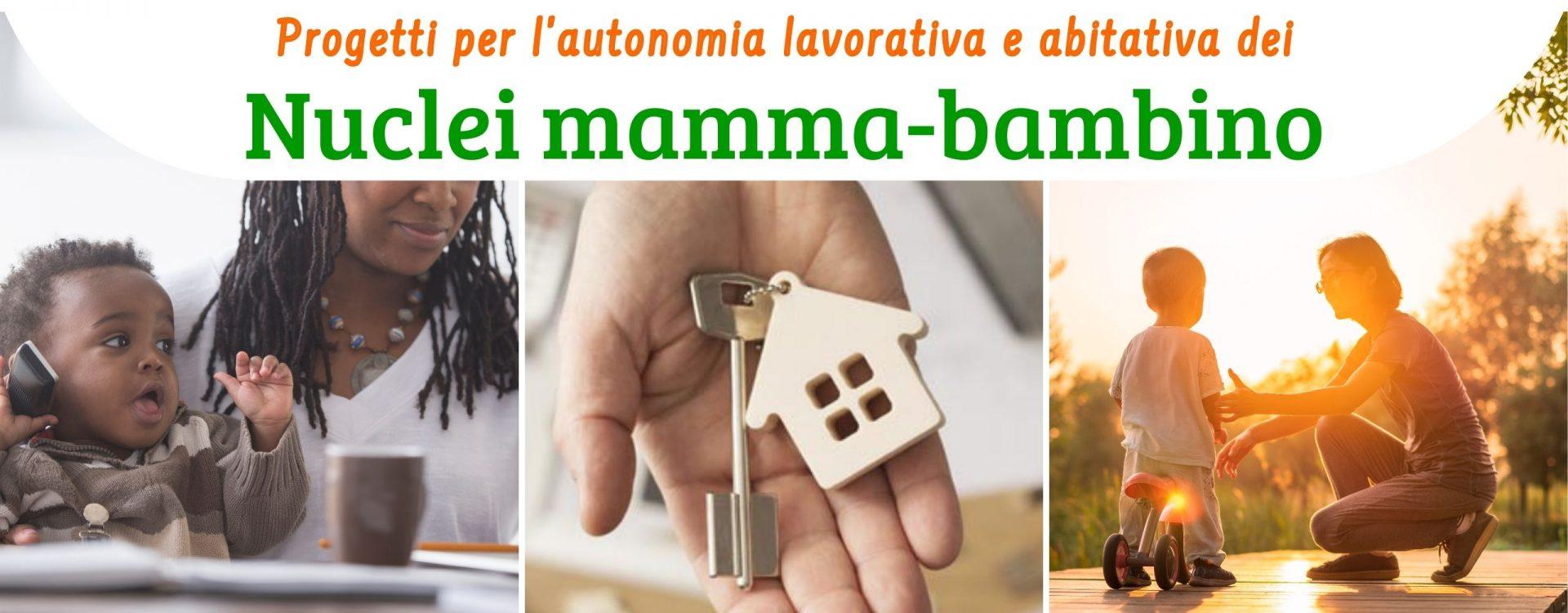 Ricerca di casa e lavoro per mamme sole